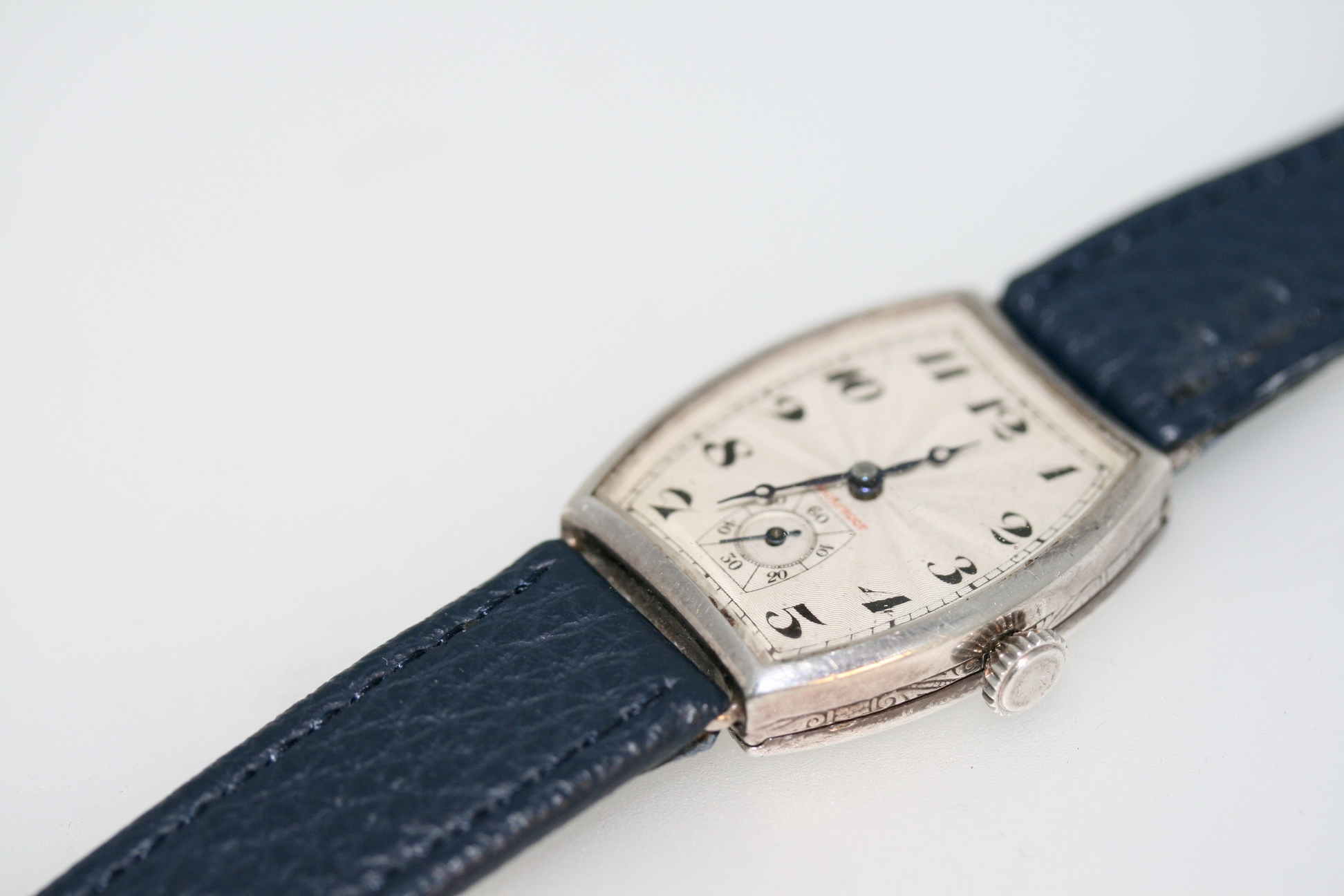 1920's Ladies Silver Manual Wind Watch
