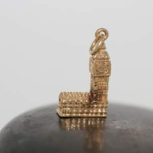 9ct Gold Big Ben Charm