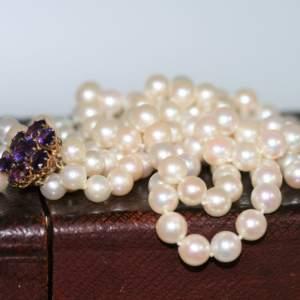 Pearls Post 1930
