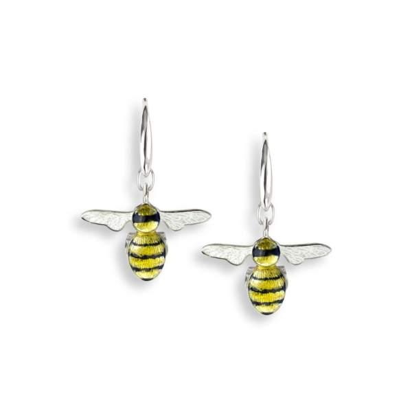 NB bee earrings