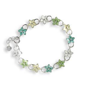 NB flower bracelet